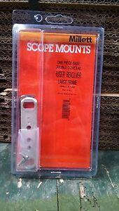 Millett Ruger Revolver Scope Base