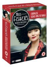 Miss Fisher's Murder Mysteries S1-3 [DVD], 5036193032523, Essie Davis, Miranda .