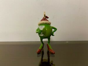 Michael Godard Christmas Girl Olive Tree Ornament Figurine NIB - SOLD OUT!!!