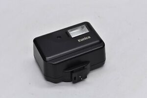 [NEAR MINT Konica HX-14 AUTO shoe Mount Flash For Konica Hexar From Japan