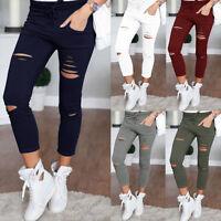 Women Casual Hip Hop Dance Harem Sport Pants Baggy Slacks Trousers Sweatpants