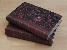 TILLAUX TRAITÉ D'ANATOMIE TOPOGRAPHIQUE 2 vol. 1875-77 Asselin Chirurgie 179 fig