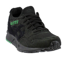 ASICS Men's Gel-Lyte V Athletic Sneakers, Green/Black