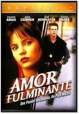 Amor Fulminante (DVD, 2006) DVD With English Subtitles