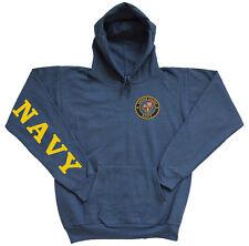 US Navy sweatshirt hooded men's navy hoodie usn sweat shirt hoody jumper sweats