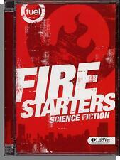 Fire Starters: Science Fiction - New 10 Segment Christian Teaching Values DVD!