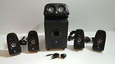 Logitech Z506 5.1 Surround Sound Speaker System USED in a good condition