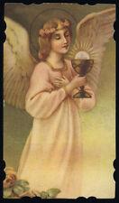 santino-holy card*ediz.NB n.3014 L'ANGELO DELL'EUCARESTIA