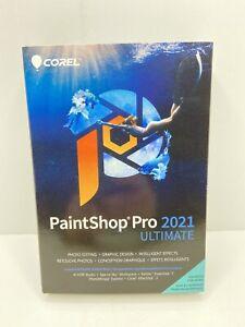 Corel PaintShop Pro 2021 Ultimate For Windows New !!!