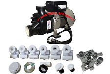 Conversion assembly kit BATHTUB to WHIRLPOOL JETTED TUB upgrade kit w/ 1HP PUMP
