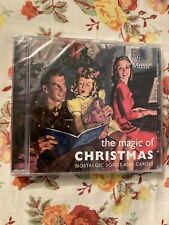 The Magic of Christmas  (UK IMPORT)  CD NEW Sealed Rare