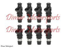 *Lifetime Warranty* 2001-2007  Silverado 1500 4.8L 5.3L Fuel Injectors Set of 8