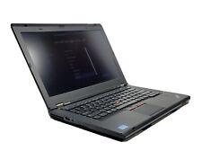 "Lenovo ThinkPad t430s 14"" i5-3320m 2.6ghz 320hdd 4gb Windows 10 Pro (#b4"