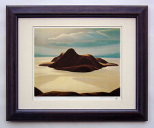 "Group of Seven, Lawren Harris ""Pic Island"" Limited Edition Framed Print"