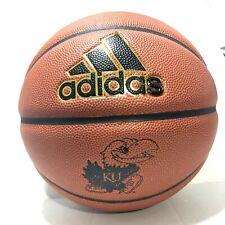 Adidas Kansas University Jayhawks Ku Promo Team Issue Mens Basketball Authentic