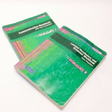 REALIDADES 3 - Pearson Spanish Language WorkBooks - 2 Volumes