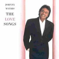Johnny Mathis - The Love Songs [CD]
