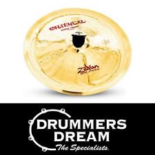 "Zildjian ORIENTAL 16"" China Trash Cymbal Brilliant Finish A0616 EFX Brand"