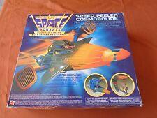 SPEED SPEELER COSMOBOLIDE CAPTAIN SIMIAN THE SPACE MONKEYS MATTEL 1996 SIGILLATO