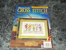 Stony Stoney Creek Cross Stitch Collection Magazine February 2009 vol 21 No 1