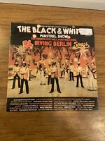 George Mitchell Minstrel's Sing Irving Berlin - The Black & White - Vinyl LP