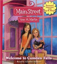 Main Street, Book 1 Welcome to Camden Falls, Ann M. Martin, Compact Discs