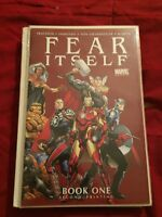 FEAR ITSELF #1 2ND PRINT VARIANT [MARVEL COMICS]