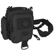 HAZARD 4 TONTO CONCEALED CARRY MINI-MESSENGER SHOULDER BAG TACTICAL PADDED BLACK