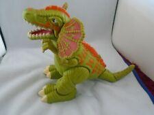 "2006 Fisher Price Walk & Roar ""Surge  Filled Raptor""  Dinosaur"