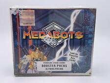 More details for medabots sealed booster box 💎 36 packs 1999 upper deck 💎