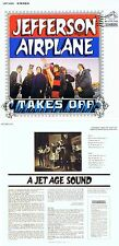 """Jefferson Airplane """"Takes off"""" Erstes Werk, von 1966! Mit 8 Bonustracks Neue CD!"""