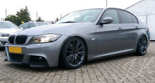 BMW 3 Series E90 E91 (2009-2012) - Front Lip Flaps Add On for Sport Models Only