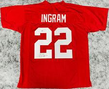 Mark Ingram Autographed Alabama Jersey - Signed Beckett BAS