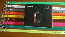 NEW Garmin  tt15, 299.99 + .01 collar choice upgrade.