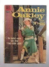 Annie Oakley and Tagg #15 (Apr-Jun 1958, Dell)