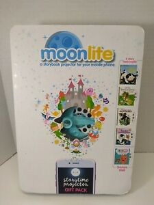 MoonLite 6042024 Gift Pack Storybook Projector for Smartphone B2
