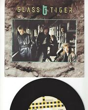"45- GLASS TIGER- ""I'M STILL SEARCHING""- EMI MANHATTAN- W/PIC SLV- NEAR MINT"