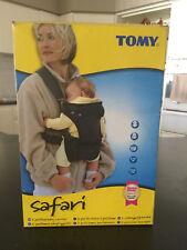 TOMY SAFARI BABY CARRIER