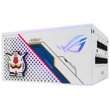 ASUS ROG STRIX 850W GUNDAM Limited Edition WHITE 80 PLUS GOLD Power Supply