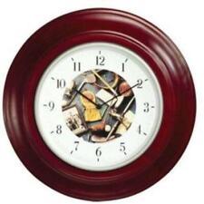 Clubhouse Collection 1261 Golf Motif Quartz Clock