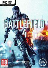 Battlefield 4 (PC: Windows, 2013) - download key for ORIGIN platform (worldwide)