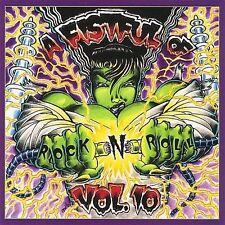 A Fistful Of Rock'n'Roll Vol.10; 2002 CD, Groovie Ghoulies, Speedealer, Real Kid