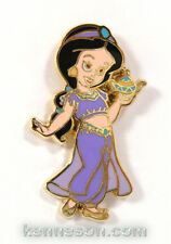 Disney Pin Toddler Princess Jasmine