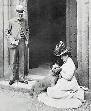 Earl Of Mount Edgcumbe & His Home Cotehele House 1908 5 Page Photo Article 9663