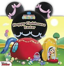 Hoppy Clubhouse Easter (Disney Mickey Mouse Clubhouse)-ExLibrary