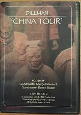 China Tour Pressure Point x5 DVD set by George Dillman REDUCED & RELISTED