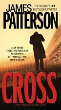 2 Books by James Patterson, Cross & Double Cross Paperbacks