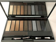 MACY'S IMPULSE BEAUTY COLLECTION - NIGHT EYE PALETTE, 10 SHADOWS & 2 EYELINERS