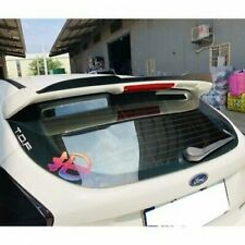 H648 Add-on ST Rear Trunk Spoiler Unpainted For 11~18 Ford Focus MK3 Hatchback