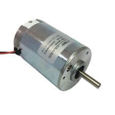 12 Volt DC Electric Motor 8000rpm 200g.cm Brush PMDC Motor for DIY Design Robot